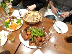 mangal meat